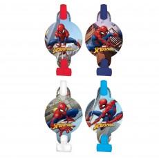 Spider-Man Webbed Wonder Blowouts 13cm Pack of 8