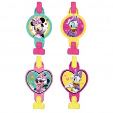 Minnie Mouse Happy Helpers Blowouts 13cm Pack of 8