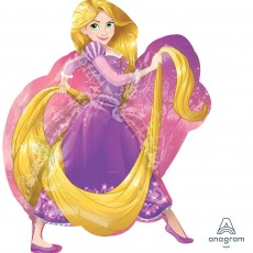 Disney Princess SuperShape XL Rapunzel Shaped Balloon