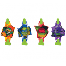 Teenage Mutant Ninja Turtles Rise of the Blowouts