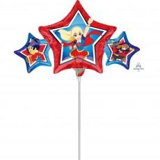 Super Hero Girls Mini Shaped Balloon