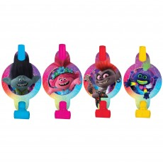 Trolls World Tour Blowouts Pack of 8