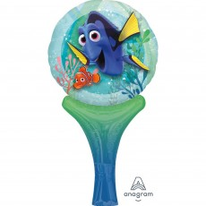 Finding Dory Party Decorations - Shaped Balloon CI: Inflate-A-Fun