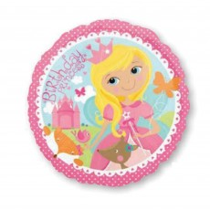 Woodland Princess Standard HX Foil Balloon