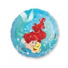 The Little Mermaid Ariel Dream Big Standard HX Foil Balloon