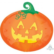 Halloween Little Pumpkin Junior Shaped Balloon