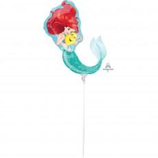 The Little Mermaid Dream Big Shaped Balloon