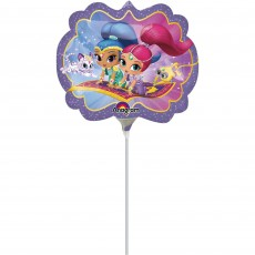 Shimmer & Shine Mini Shaped Balloon