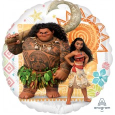 Moana Party Decorations - Foil Balloon Standard HX