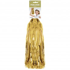 Gold Party Supplies - Pom Pom Mix