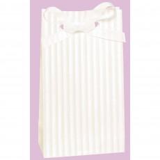 Stripes Formal Affair Paper Favour Bags