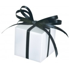 White Mega Pack Paper Favour Boxes