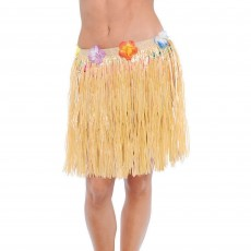 Hawaiian Luau Skirt Adult Costume