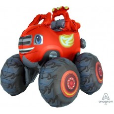 Blaze & The Monster Machines ii Airwalker Foil Balloon