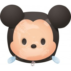 Tsum Tsum Mickey & Stick On Ears Foil Balloon