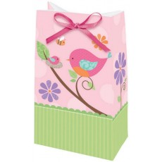 Tweet Baby Girl Paper Favour Bags