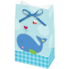 Ahoy Baby Boy Paper Favour Bags
