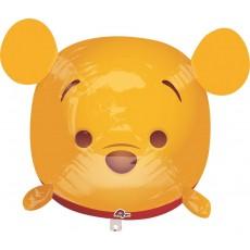 Tsum Tsum UltraShape Pooh Shaped Balloon