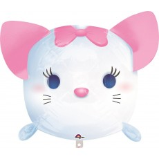 Tsum Tsum Marie & Stick On Ears Foil Balloon