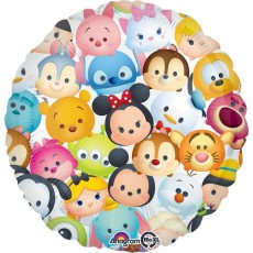 Tsum Tsum Group Design Foil Balloon