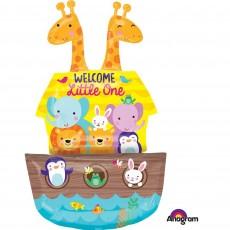 Noah's Ark Party Decorations - Shaped Balloon Multi-Balloon