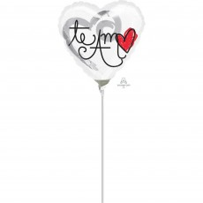 Love Shaped Balloon