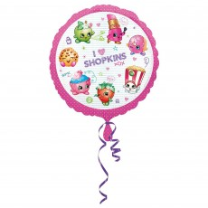Shopkins Standard XL Foil Balloon