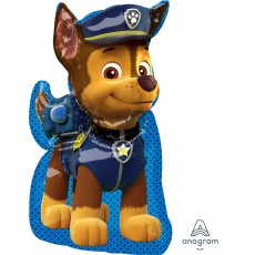 Paw Patrol Chase SuperShape XL Shaped Balloon