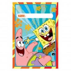 SpongeBob Buddies Loot Favour Bags