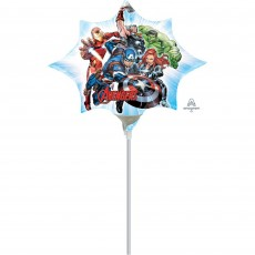 Avengers Mini Shaped Balloon