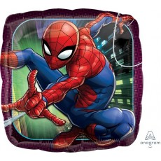 Spider-Man Standard HX Animated Foil Balloon
