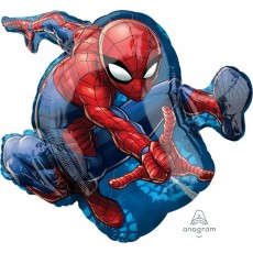 Spider-Man SuperShape XL Shaped Balloon