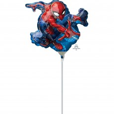 Spider-Man Mini Shaped Balloon