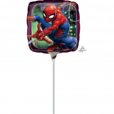 Spider-Man Animated Foil Balloon