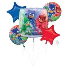 PJ Masks Bouquet Foil Balloons