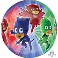 PJ Masks Clear Shaped Balloon