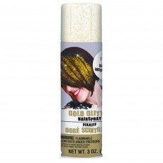 Gold Hair Spray Head Accessorie