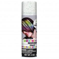 Rainbow Glitter Hair Spray Costume Accessorie