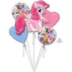 My Little Pony Bouquet Pinkie Pie Foil Balloons