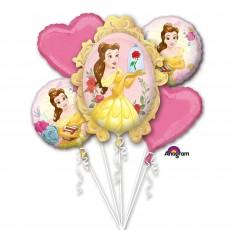 Beauty & the Beast Bouquet Foil Balloons