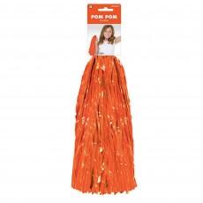 Orange Pom Pom Mixes Misc Accessorie