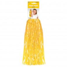 Yellow Pom Pom Mixes Misc Accessorie