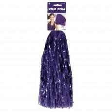 Purple Party Supplies - Pom Pom Mixes