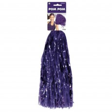 Purple Pom Pom Misc Accessorie