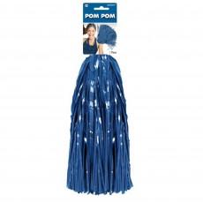 Blue Party Supplies - Pom Pom