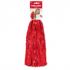 Red Pom Pom Misc Accessorie