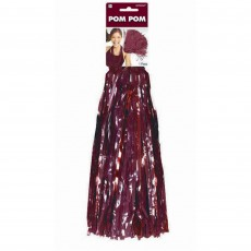 State of Origin Burgundy Pom Pom Mixes Misc Accessorie