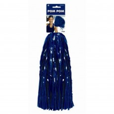 Blue Navy Pom Pom Mixes Misc Accessorie