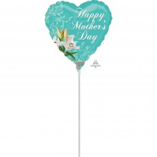 Mother's Day Lily Shaped Balloon
