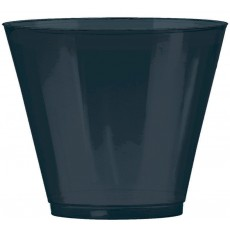 Black Jet Tumbler Big Party Plastic Cups